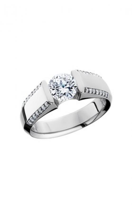 HL Mfg Modern Classics Engagement ring 10675W product image