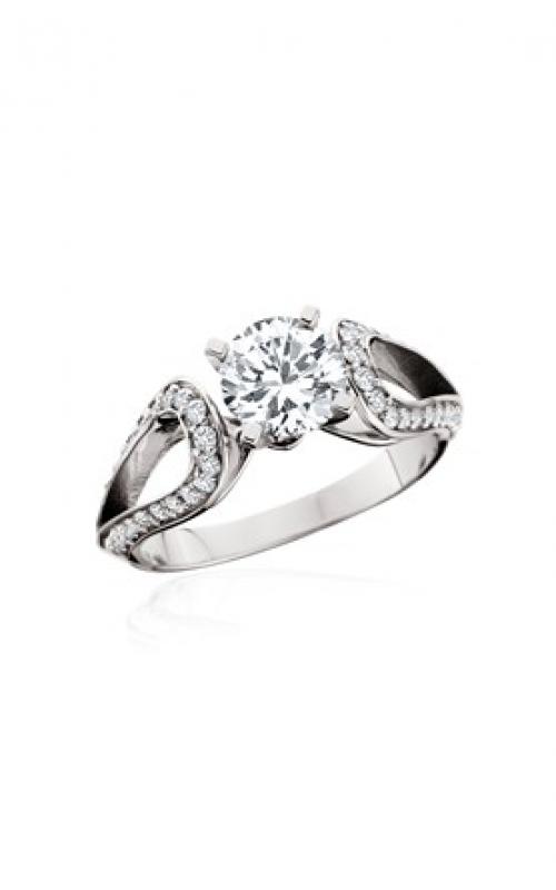 HL Mfg Modern Classics Engagement ring 10630W product image