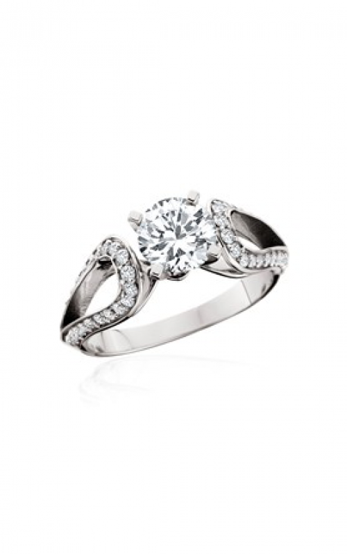 HL Mfg Modern Classics Engagement ring 10630W product image