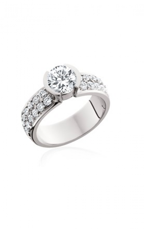 HL Mfg Modern Classics Engagement ring 10608W product image