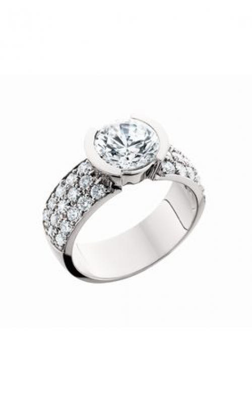HL Mfg Modern Classics Engagement ring 10606W product image
