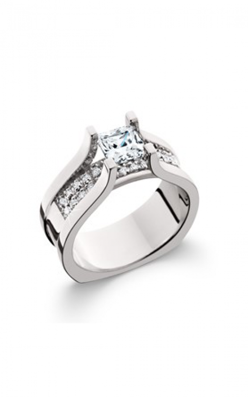 HL Mfg Modern Classics Engagement ring 10594W product image