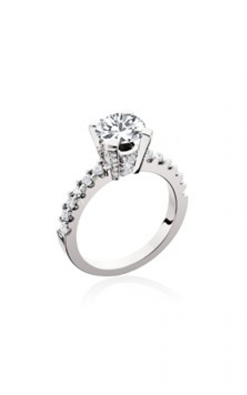 HL Mfg Modern Classics Engagement ring 10592W product image