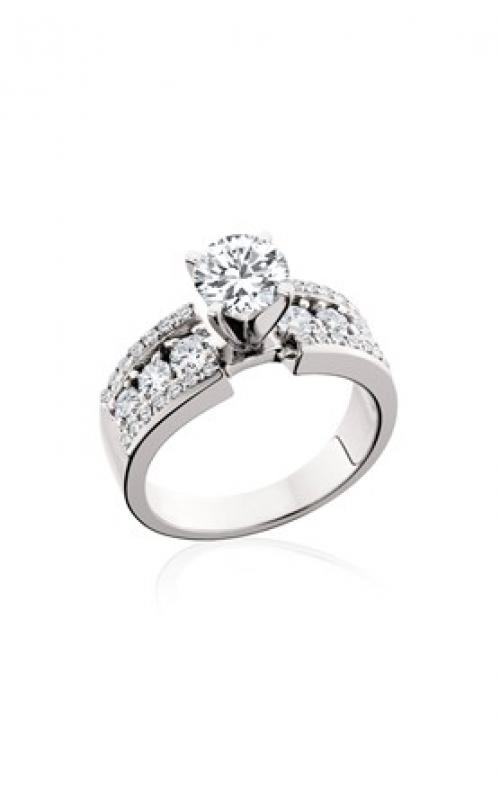 HL Mfg Modern Classics Engagement ring 10586W product image