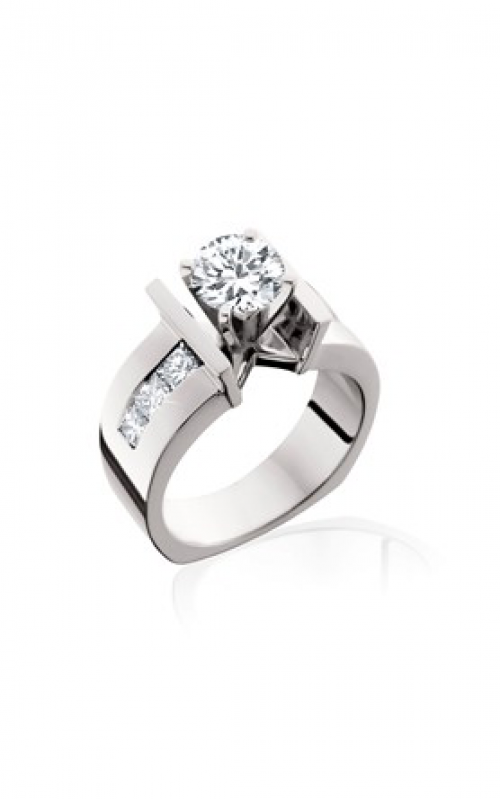 HL Mfg Modern Classics Engagement ring 10583W product image