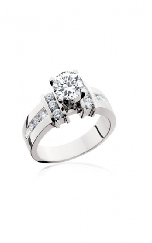 HL Mfg Modern Classics Engagement ring 10569W product image