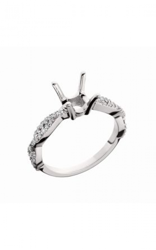 HL Mfg Modern Classics Engagement ring 10564W product image