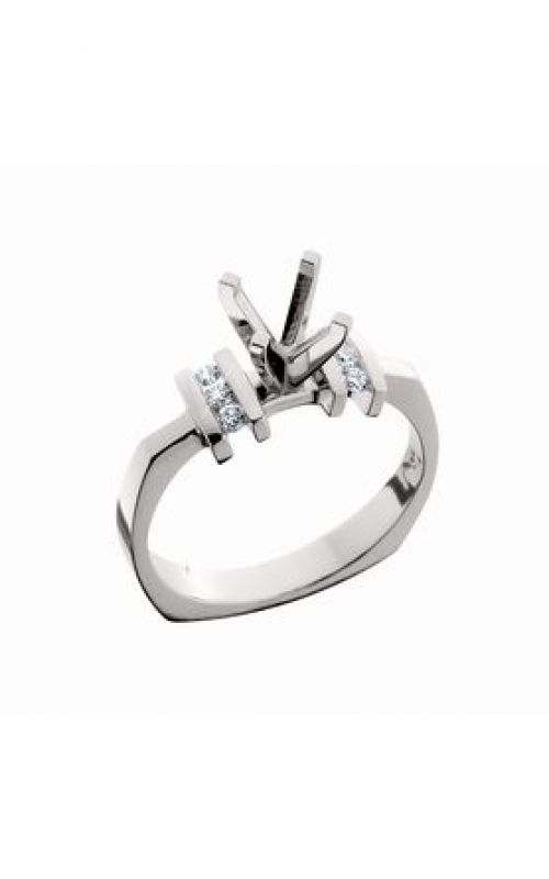 HL Mfg Modern Classics Engagement ring 10515W product image