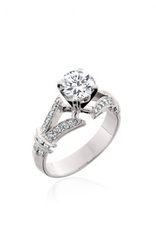 HL Mfg Modern Classics Engagement ring 10514W product image