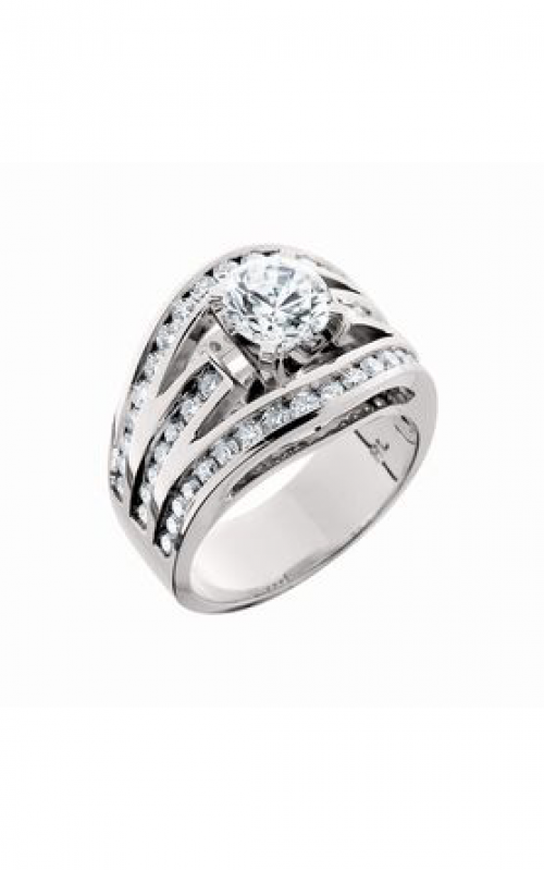 HL Mfg Modern Classics Engagement ring 10500W product image