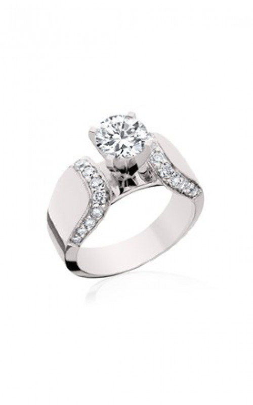 HL Mfg Modern Classics Engagement ring 10494W product image