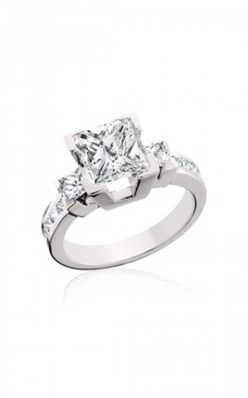 HL Mfg Modern Classics Engagement ring 10488W product image