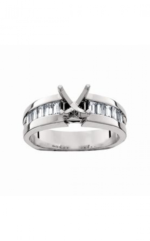 HL Mfg Modern Classics Engagement ring 10457W product image