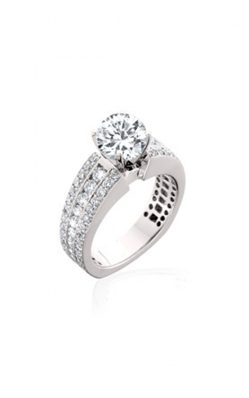HL Mfg Modern Classics Engagement ring 10455W product image