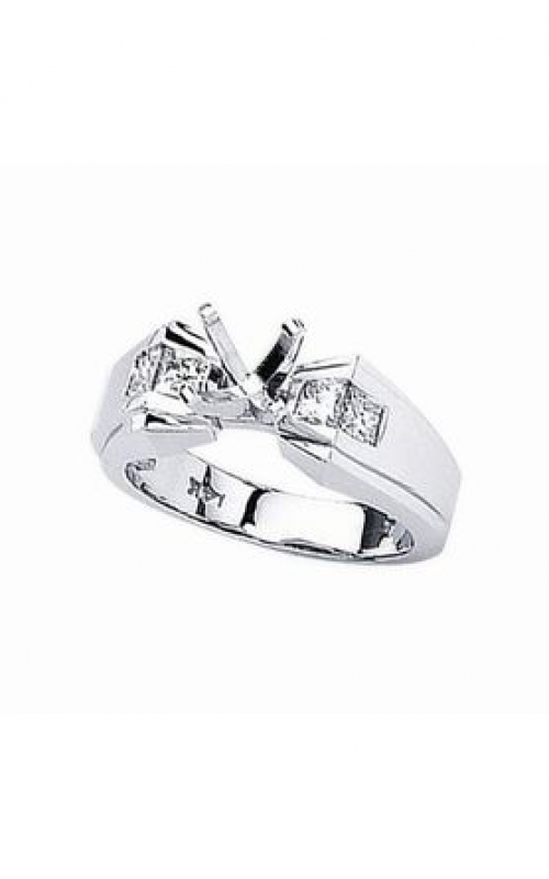 HL Mfg Modern Classics Engagement ring 10415W product image