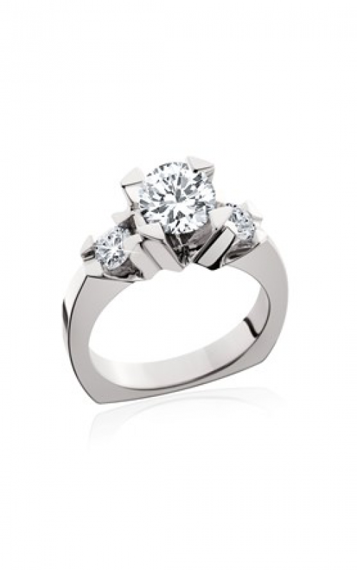 HL Mfg Modern Classics Engagement ring 10402W product image