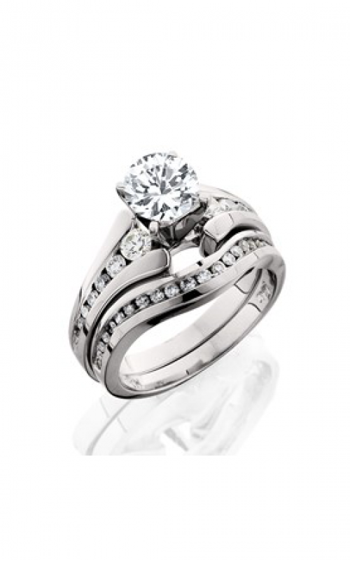 HL Mfg Modern Classics Engagement ring 10164W product image
