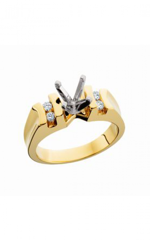 HL Mfg Modern Classics Engagement ring 10155 product image