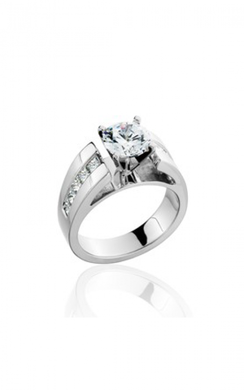 HL Mfg Modern Classics Engagement ring 10770W product image