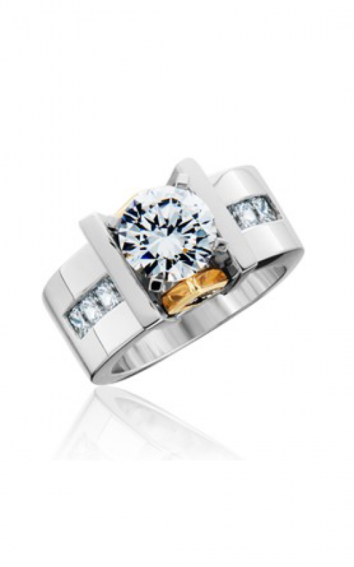 HL Mfg Modern Classics Engagement ring 10728 product image