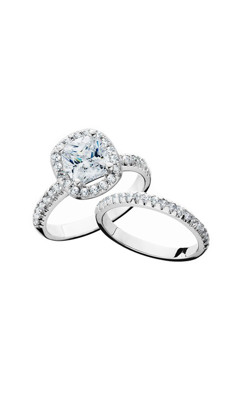 HL Mfg Engagement Sets Engagement ring 10660WSET product image