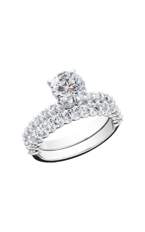 HL Mfg Engagement Sets Engagement ring 10657WSET product image