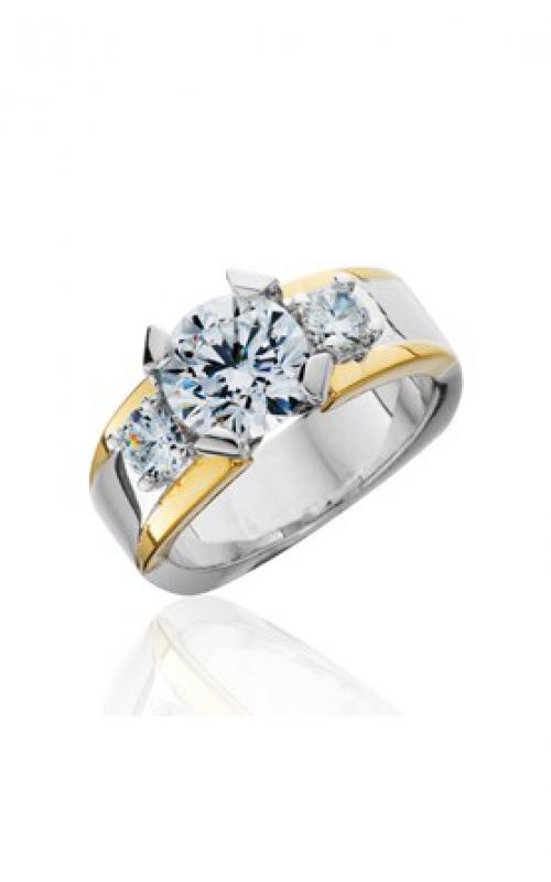 HL Mfg Modern Classics Engagement ring 10667 product image