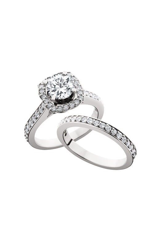 HL Mfg Engagement Sets Engagement ring 10629WSET product image