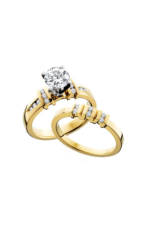 HL Mfg Engagement Sets Engagement ring 10624SET product image