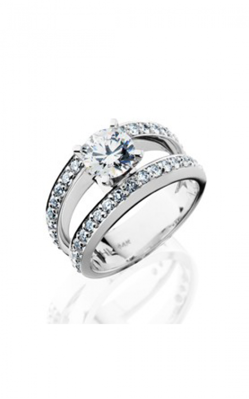 HL Mfg Contemporary Collections Engagement ring 10715W product image