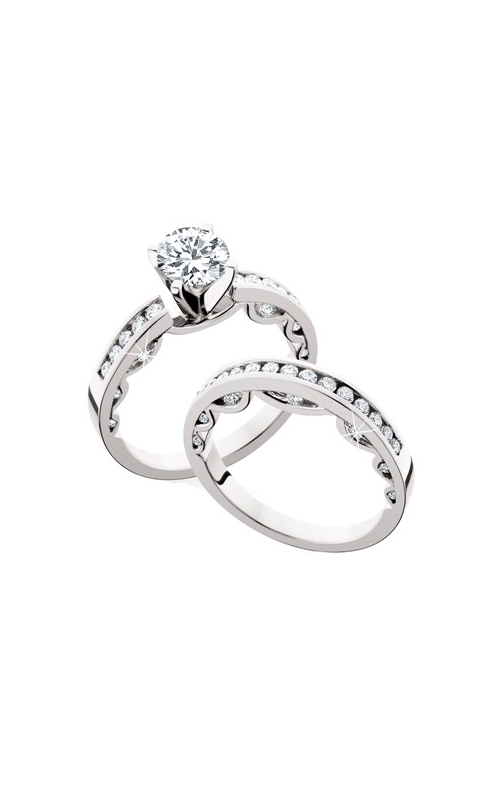 HL Mfg Engagement Sets Engagement ring 10601WSET product image