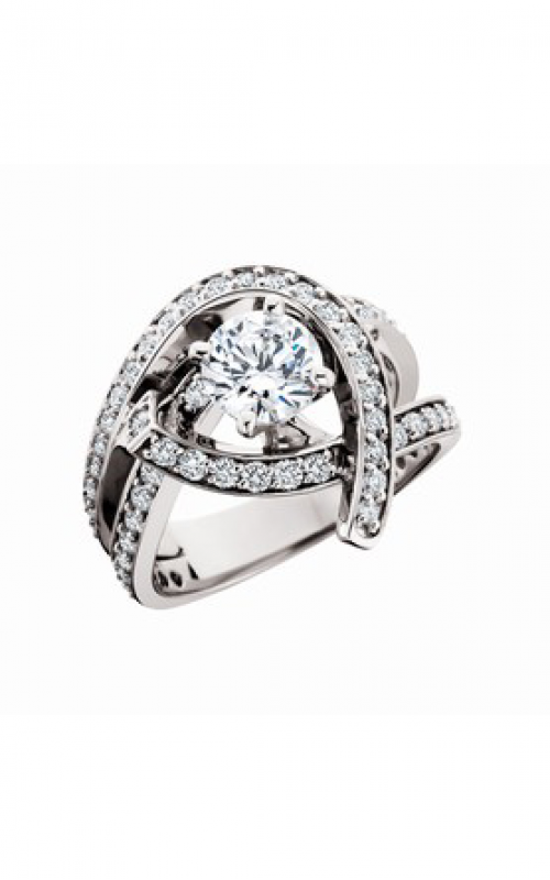 HL Mfg Contemporary Collections Engagement ring 10634W product image