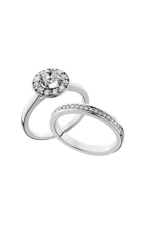 HL Mfg Engagement Sets Engagement ring 10576WSET product image