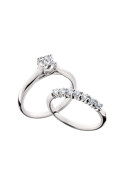 HL Mfg Engagement Sets Engagement ring 10567WSET product image