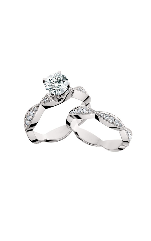 HL Mfg Engagement Sets Engagement ring 10553WSET product image