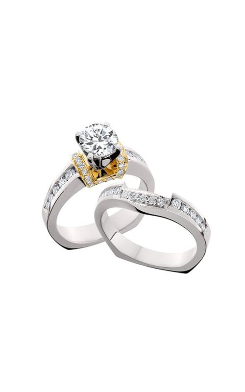 HL Mfg Engagement Sets Engagement ring 10552SET product image