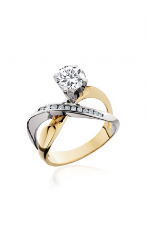 HL Mfg Contemporary Collections Engagement ring 10516 product image