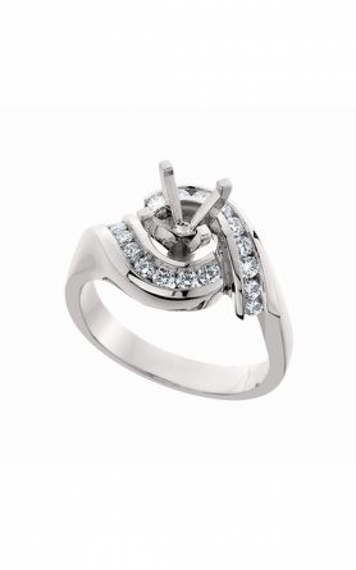 HL Mfg Contemporary Collections Engagement ring 10511W product image