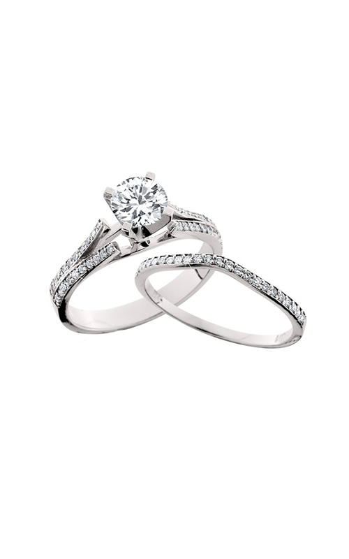 HL Mfg Engagement Sets Engagement ring 10548WSET product image