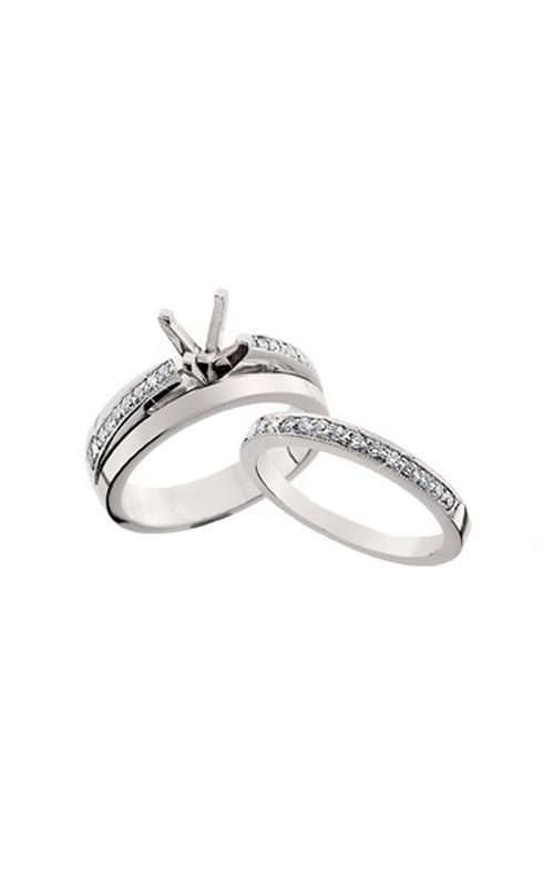 HL Mfg Engagement Sets Engagement ring 10525WSET product image