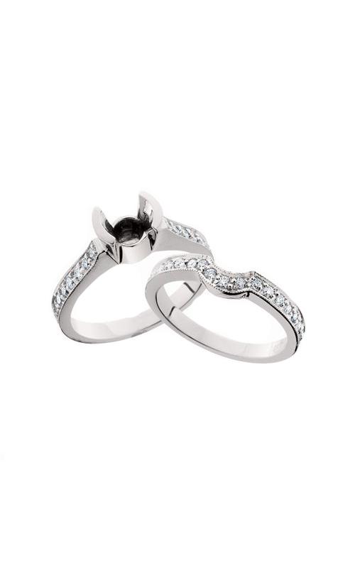 HL Mfg Engagement Sets Engagement ring 10524WSET product image