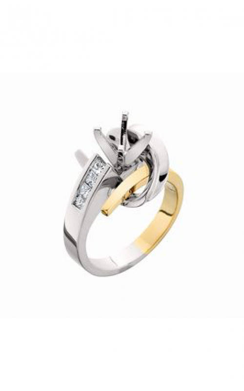 HL Mfg Contemporary Collections Engagement ring 10507 product image