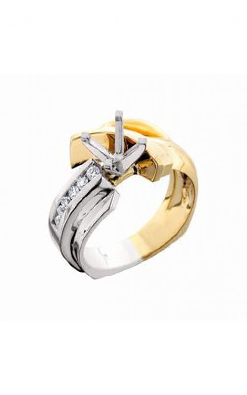 HL Mfg Contemporary Collections Engagement ring 10506 product image