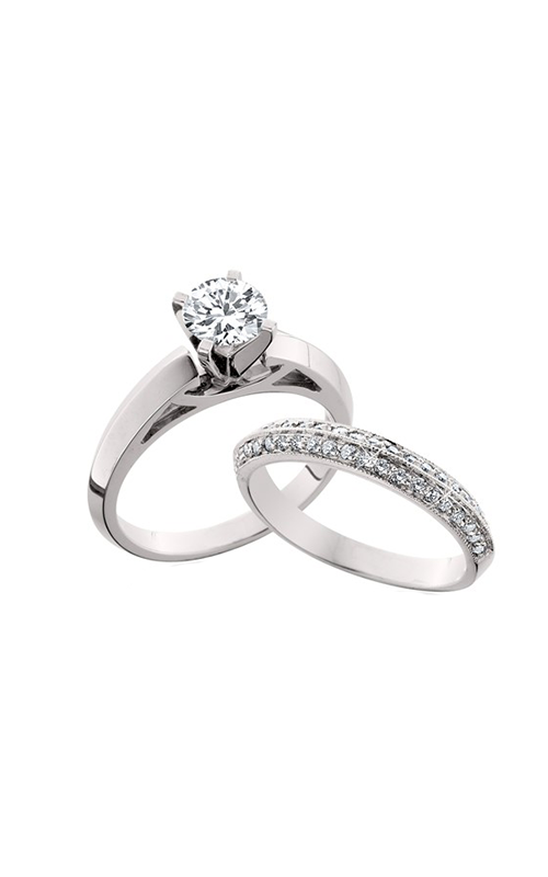 HL Mfg Engagement Sets Engagement ring 10522WSET product image