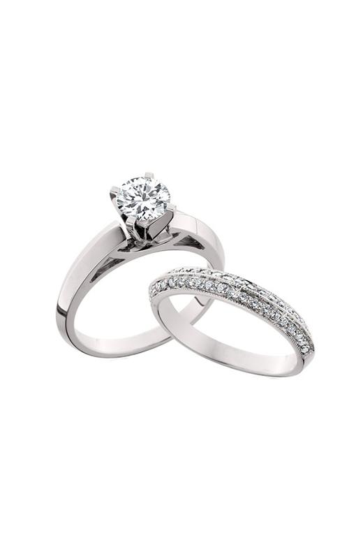 HL Mfg Engagement Sets Engagement ring 10522WSET product image