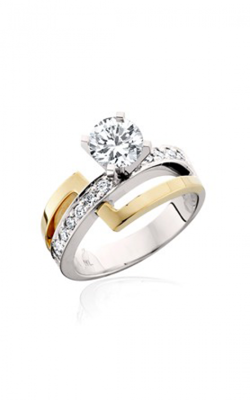 HL Mfg Contemporary Collections Engagement ring 10475 product image