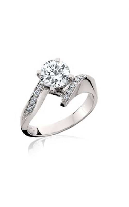 HL Mfg Contemporary Collections Engagement ring 10473W product image