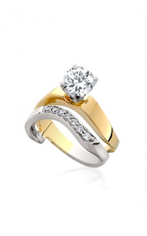HL Mfg Contemporary Collections Engagement ring 10460 product image