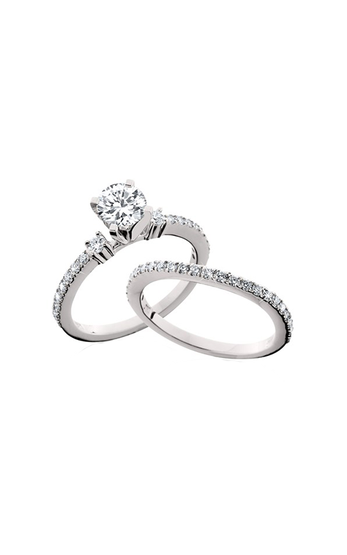HL Mfg Engagement Sets Engagement ring 10520WSET product image