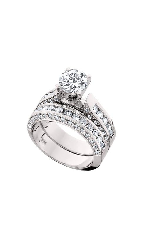 HL Mfg Engagement Sets Engagement ring 10486WSET product image
